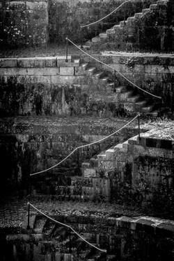 """Escaliers de la """"vieille forme"""""""