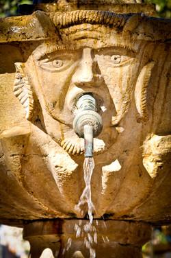 Fontaine des Quatre Nations