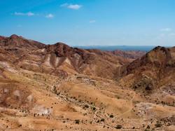 Montagnes djiboutiennes