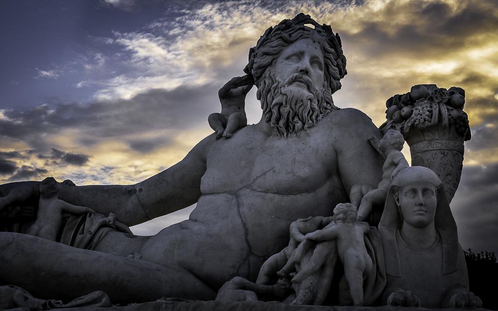 Statue Le Nil