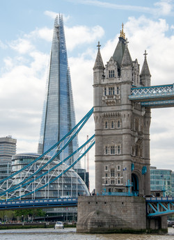Tower Bridge et The Shard