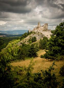 Château de Čachtice