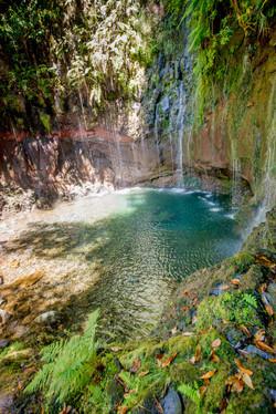 Lagune des 25 sources