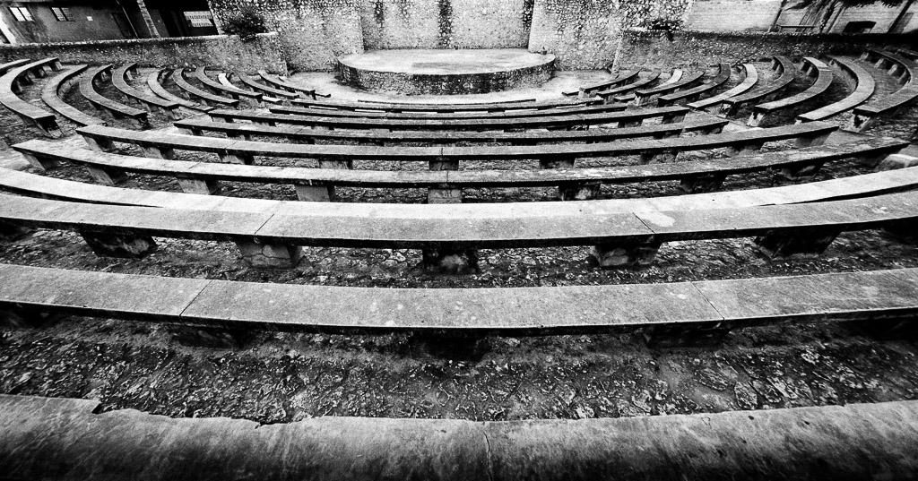 Amphithéâtre du Vieux Fort