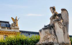 Statue l'Histoire