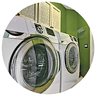 Natural gas washer & dryer