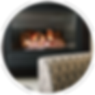 Natural gas fireplaces & logs