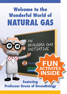 Natural Gas Activity Booklet