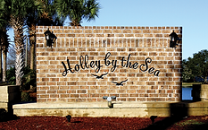 Holley by the Sea entrance