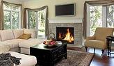 Natural Gas fireplace