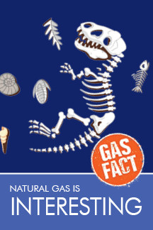 Natural gas is interesting
