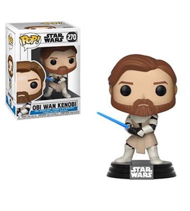 Funko Star Wars The Clone Wars: Obi-Wan Kenobi #270
