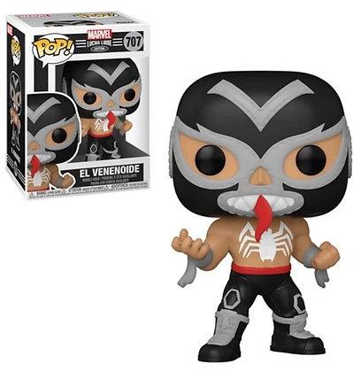 Funko Pop! Marvel Luchadores: El Venenoide (Venom)