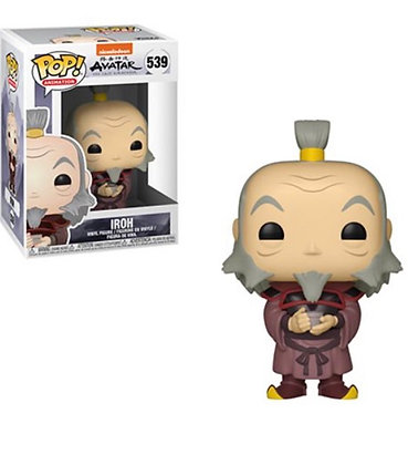 Funko Pop! Avatar: The Last Airbender Iroh with Tea #539
