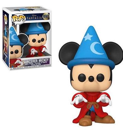 Funko Pop! Disney: Fantasia 80th Anniversary Sorcerer Mickey