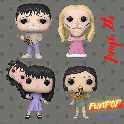 Funko Pop! Junji Ito: Bundle of 4