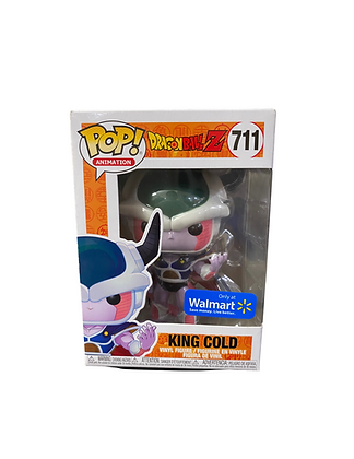 King Gold Walmart Exclusive
