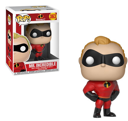 The Incredibles: Mr. Incredible