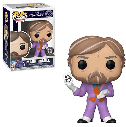 Funko Pop! Mark Hamill Joker #28 DCON Exclusive