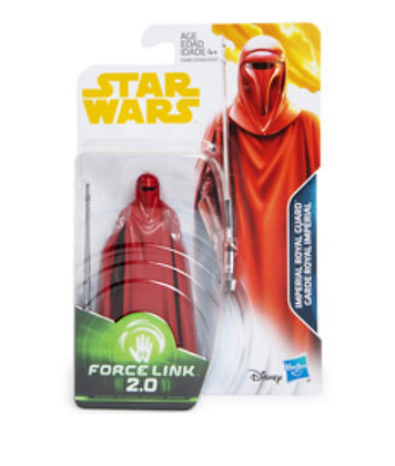 "Star Wars : Imperal Royal Guard 3.75"" Action Figure"