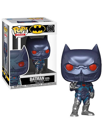 Funko Pop! DC: Batman Murder Machine Hot Topic Exclusive #360