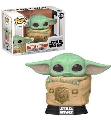 Funko Pop! Star Wars The Mandalorian: Child with Bag #405