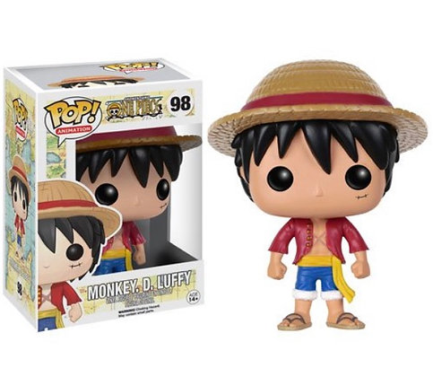 Funko Pop! One Piece: Monkey D. Luffy #98