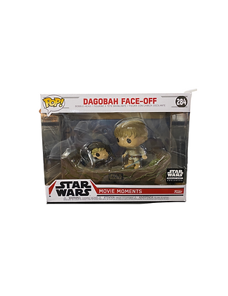 Dagobah Face Off Star Wars Exclusive
