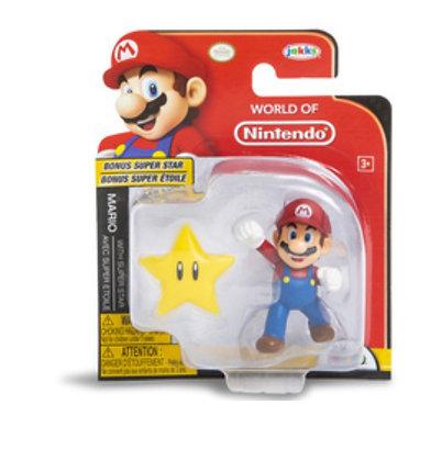 World of Nintendo : Mario and Star