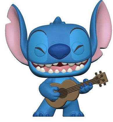 Funko Pop! Lilo & Stitch: Stitch with Ukelele