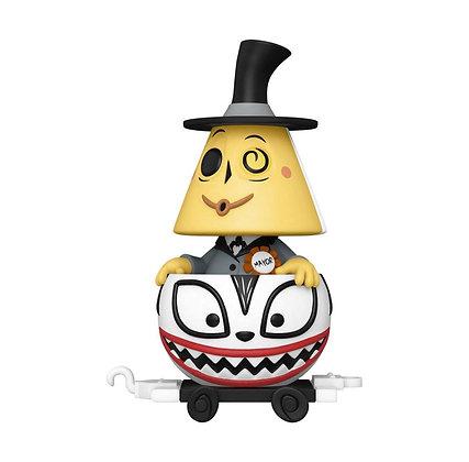 Funko Pop! Nightmare Before Christmas Train: Mayor in Ghost Cart