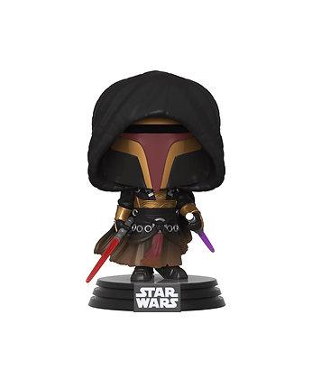 Funko Pop! Star Wars: Darth Revan #396 GameStop Exclusive
