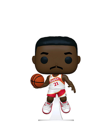 Funko Pop! NBA Legends: Dominique Wilkins