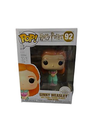 Ginny Weasley Wizarding World
