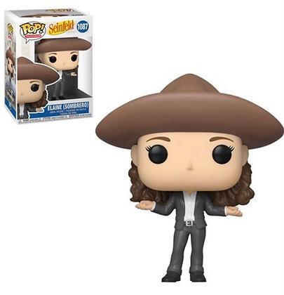 Funko Pop! Seinfeld: Elaine in Sombrero