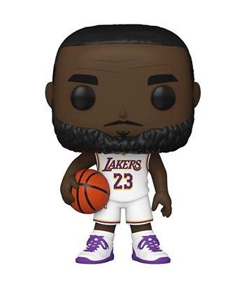 Funko Pop! NBA: LA Lakers LeBron James(Alternate Uniform)