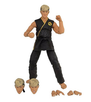 """The Karate Kid: Johnny Lawrence 6""""  Scale Action Figure"""