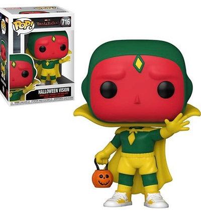 Funko Pop! Marvel WandaVision: Halloween Vision