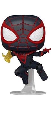 Funko Pop! Marvel Spider-ManMiles Morales: Classic Suit