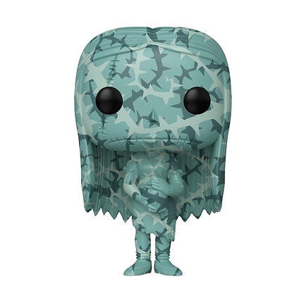 Funko Pop! Nightmare Before Christmas: Sally Artist Series with Protector