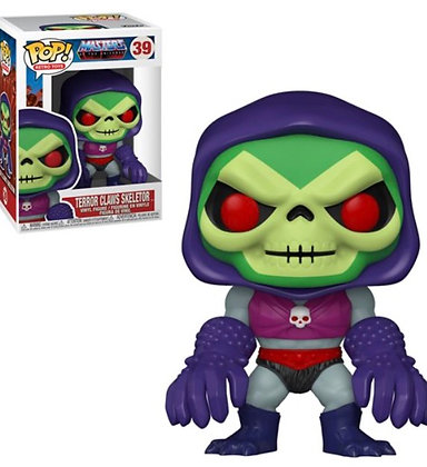 Funko Pop! Masters of The Universe: Skeletor with Terror Claws