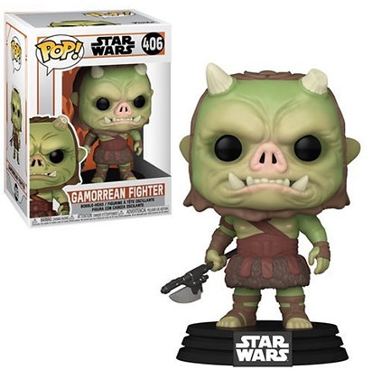 Funko Pop! Star Wars The Mandalorian: Gamorrean Fighter #406