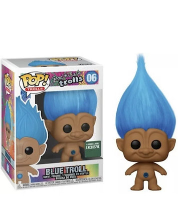 Blue Troll Exclusive