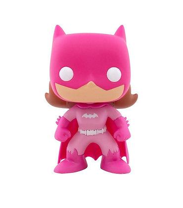 Funko Pop! DC Heroes: Batgirl Breast Cancer Awareness