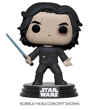 Funko Pop: Star Wars: Ben Solo with Blue Saber