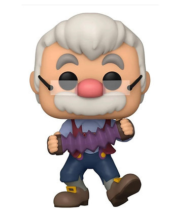 Funko Pop! Disney Pinocchio: Geppetto with Accordion