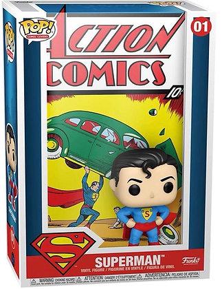 Funko Pop! DC: SuperMan Action Comic Pop