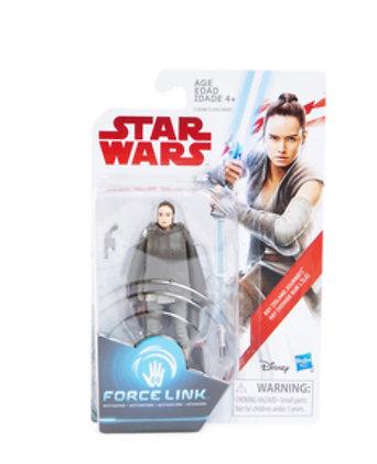 "Star Wars Rey Action Figure 3.75"""