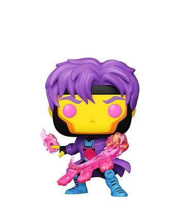 Funko Pop! Marvel Blacklight: Gambit #798 Target Exclusive Sticker