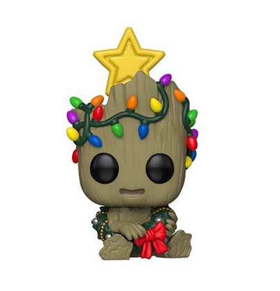 Funko Pop! Marvel: Groot ( Holiday) #530